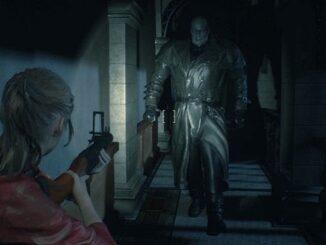 Comment combattre le Tyrant (Tryan) dans Resident Evil 2 Remake avec Claire ou Leon
