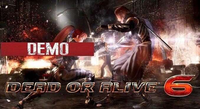 Demo Bêta Dead or Alive 6 PS4 Bonus des Editions dévoilés