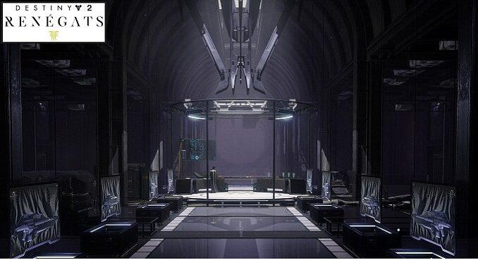 Destiny 2 Débloquer l'accès au Labo Niobé