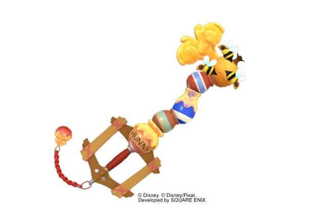 Disney Arme Keyblade Kingdom Hearts 3