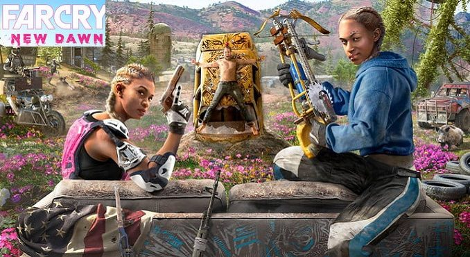 FAR CRY NEW DAWN configurations pc minimale recommandée 4K fps