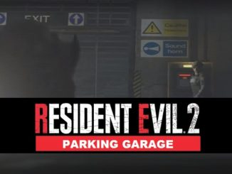 Guide Resident Evil 2 Remaker Parking Garage Claire soluce sur PS4 Xbox et PC