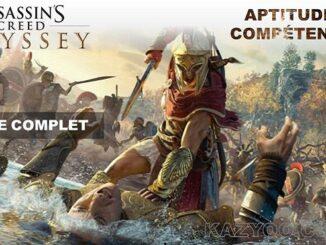 Meilleurs compétences Aptitudes Actif et passif Guerrier Assassin Chasseur Assassin's Creed odyssey