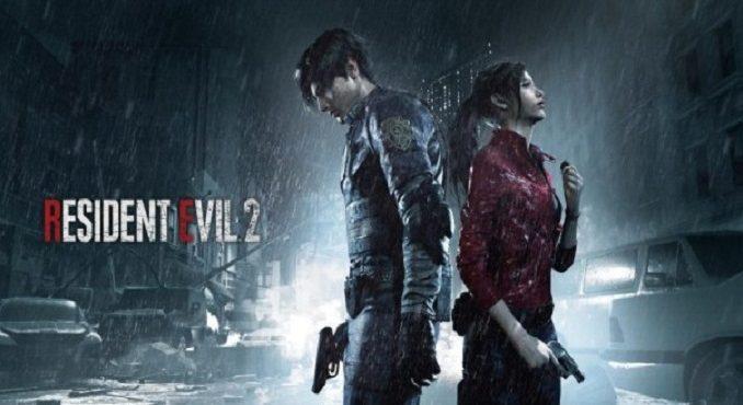Resident evil 2 jeux video janvier 2019