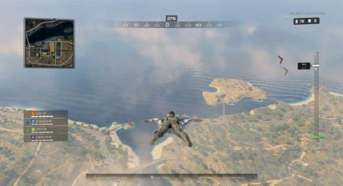 Guide Call of duty Blackout de Black Ops 4 Battle Royale
