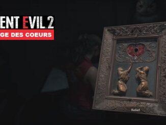 Soluce Resident Evil 2 Remake 2019