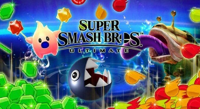 Super Smash Bros Ultimate (SSBU) nouvel événement à double expérience janvier 2019 sur switch