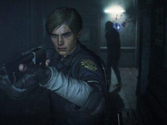 The Ghost Survivors Nouveau mode pour Resident Evil 2 2019 PS4