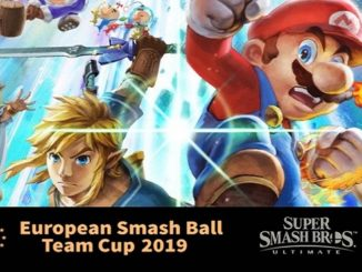 Tournoi super smash bros ultimate european smash ball team cup 2019
