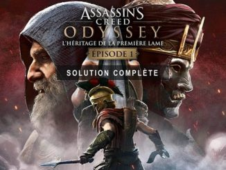 assassins creed odyssey la traque solution complète