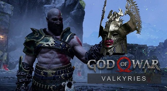 Battre valkyries God of war 4 PS4