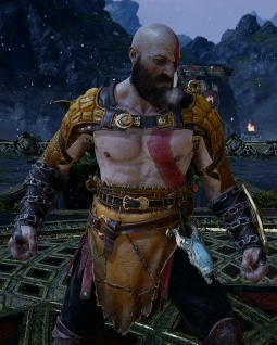 GOW 4 Guide Armure Runique