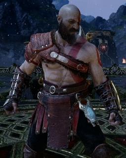 Guide Armure en cuir de sanglier God of war PS4