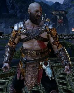 god-of-war-armures-rares-Armure de Tisseur de Runes