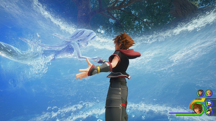 kingdom hearts III PS4 2019 nouvelle gallerie images