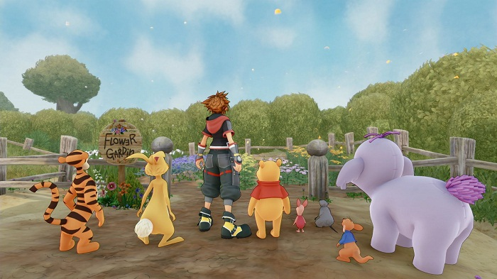 kingdom hearts III nouvelle gallerie images