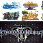 La liste des mondes Disney de Kingdom Hearts 3