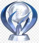 trophée platine Rock of Ages 3 Make & Break