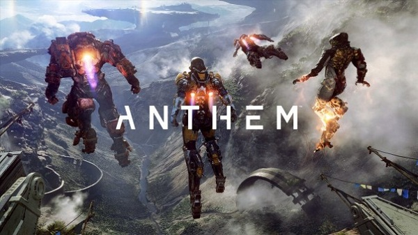 Anthem sorties février 2019 PS4, Xbox One, PC