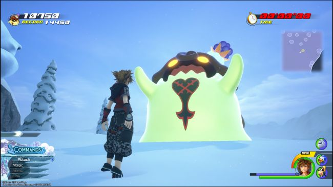 Guide Kingdom Hearts III Arendelle Flan aux raisins Grape Flan