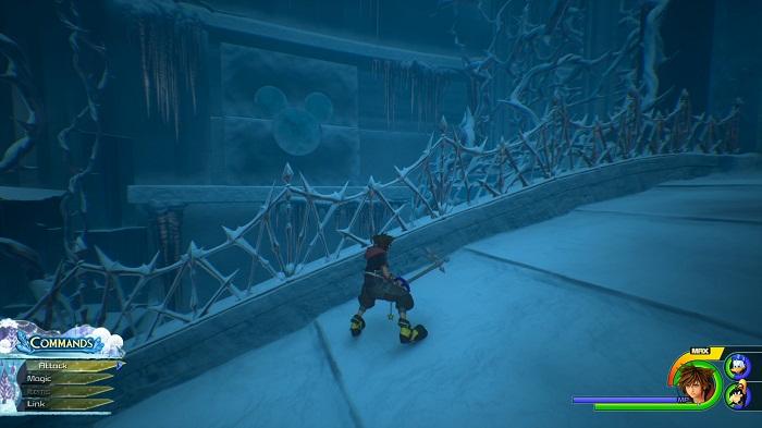 Arendelle Lucky emblème #4 Guide KH3 kingdom Hearts III 2019 sur PS4 et Xbox one
