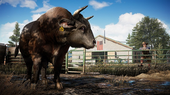 Cattle localisation Animaux dans Far Cry New Dawn Bétail