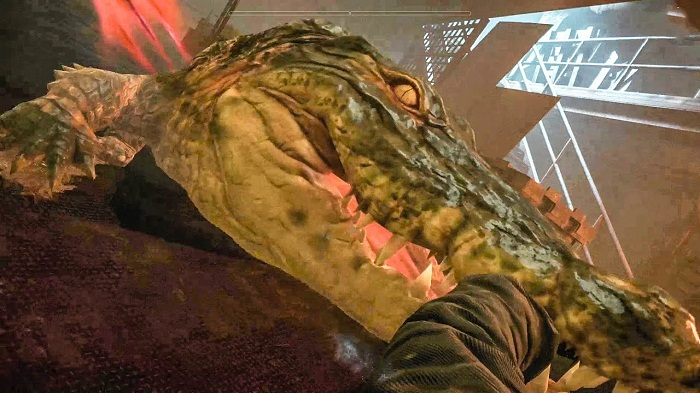 Emplacement localisation Crocodile dans Far Cry New Dawn