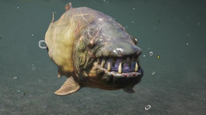 Emplacement-localisation-Poisson-Démon-Fish-dans Far Cry New Dawn