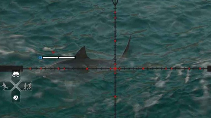 Emplacement localisation Requin Shark-dans Far Cry New Dawn
