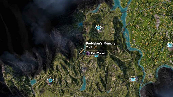 Emplacement localisation crotale Rattlesnake dans Far Cry New Dawn