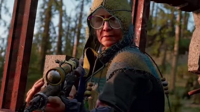Far Cry New Dawn Guns for Hire Nana sniper armes à louer guide wiki armes à feu