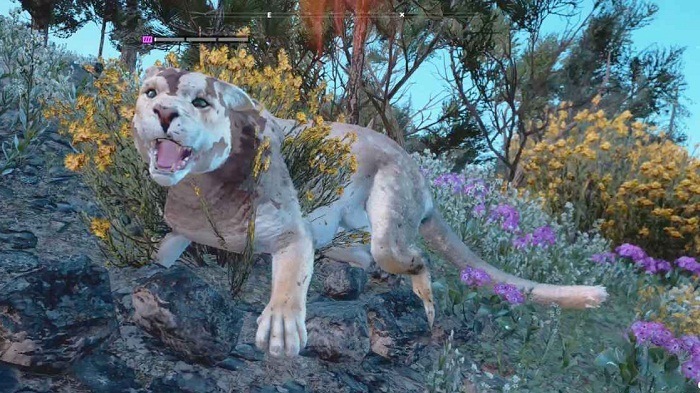 Guide Far Cry New Dawn Animaux Emplacement Cougar