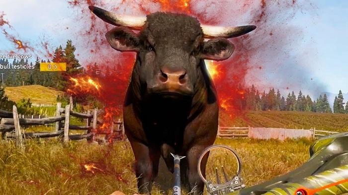 Guide Far Cry New Dawn Animaux Emplacement Taureau Bull