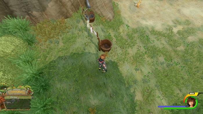 Hundred Acre WoodWinnie the Pooh Lucky emblème #3 SOLUTION KH3 kingdom Hearts 3 2019 sur PS4 et Xbox one