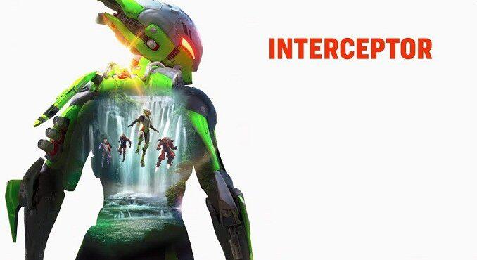 Javelin Intercepteur Anthem Interceptor guide wiki javelins d'anthem