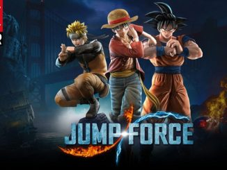 Jump Force sur PC configurations requises minimale et recommandée