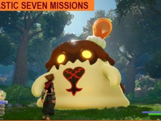 Guide Kingdom Hearts 3 Flanmeister - Mission Flantastic Seven et Emplacement de Flans
