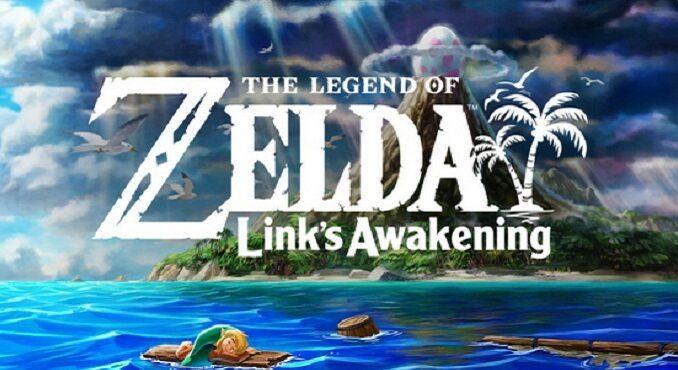 La légende de Zelda le remake de Link's Awakening est annoncé
