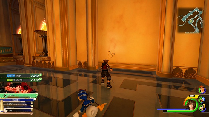 Olympus Lucky emblème 10 Kingdom Hearts III PS4 Xbox One KH3 Guide