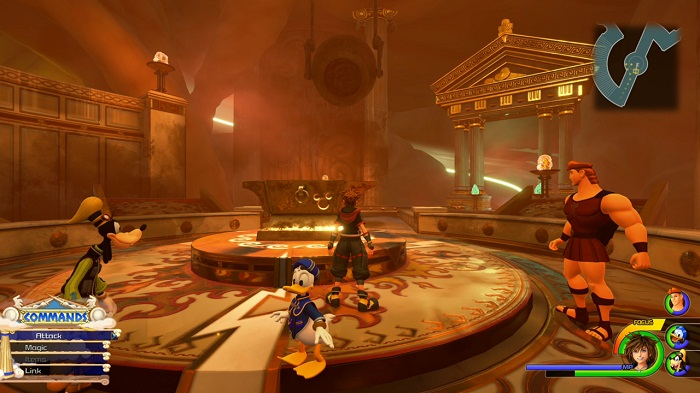 Olympus Lucky emblème 11 Kingdom Hearts 3 PS4 Xbox One KH3 Guide