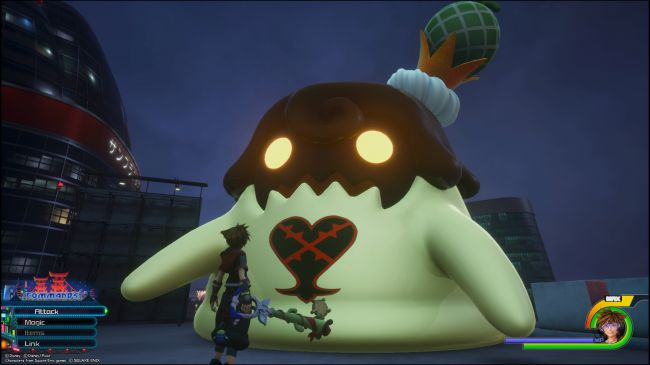wiki Guide Mission Flantastic seven Kingdom Hearts III San Fransokyo sept Flan