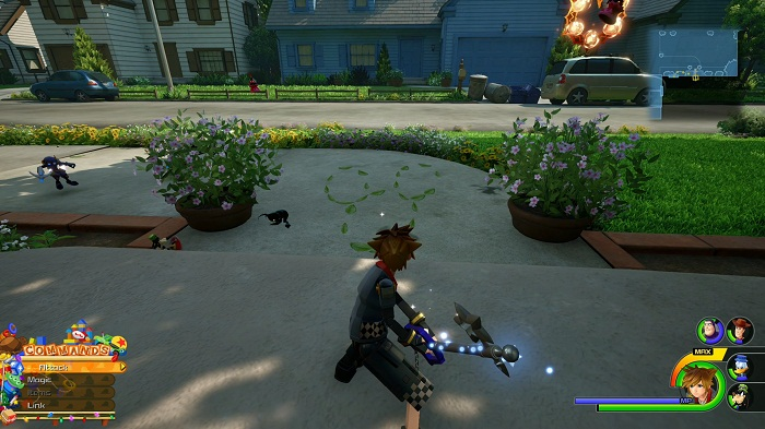 Toy Box Coffre à jouets Lucky emblème #3 Eplacement Kingdom Hearts III Guide KH3 PS4 Xbox One