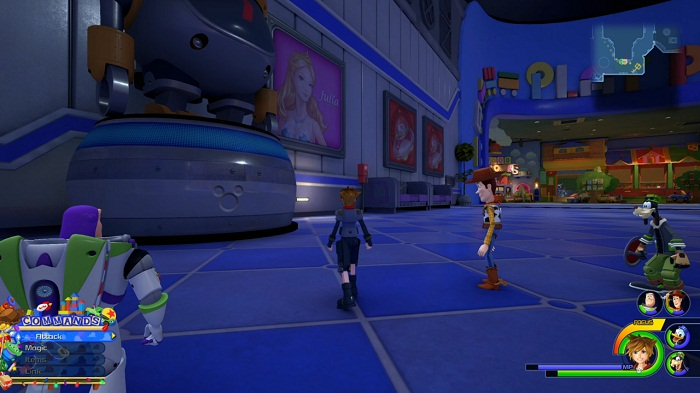Toy Box Coffre à jouets Lucky emblème #9 Eplacement Kingdom Hearts III Guide KH3 PS4 Xbox One