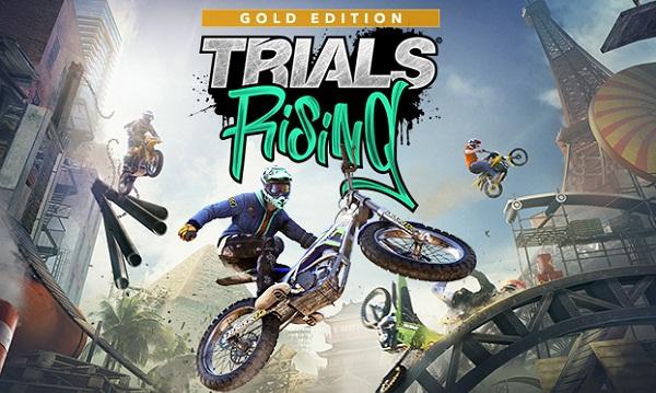 Trials rising Sortie février jeux 2019
