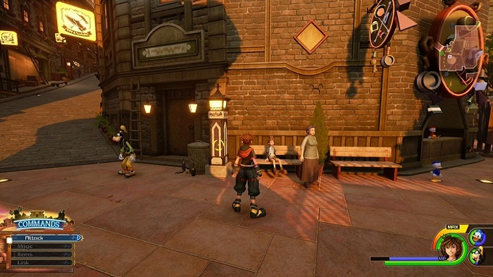 Twilight Town Lucky emblème #1 Kingdom Hearts 3 Guide KH3 PS4 Xbox One