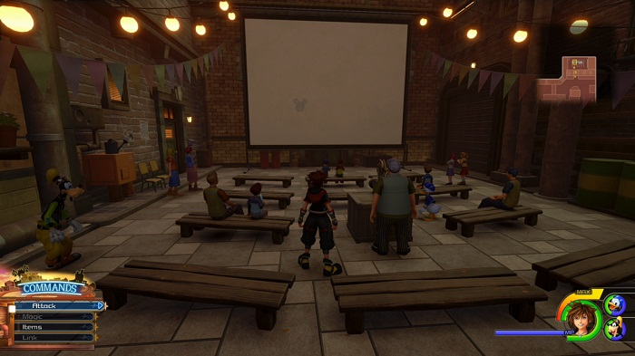Twilight Town Lucky emblème #4 Kingdom Hearts III Guide KH3 PS4 Xbox One