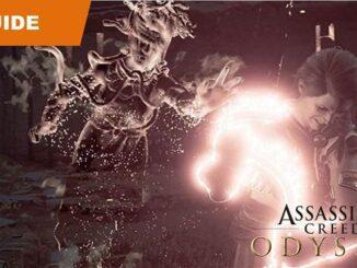 Vaincre Medusa dans AC Odyssey