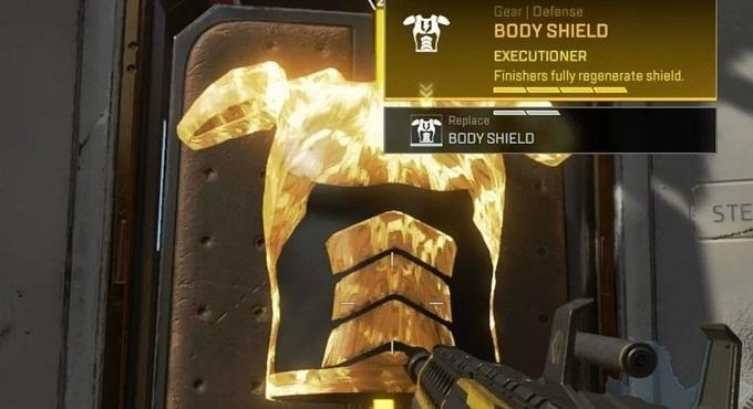 Apex Legends Body Shield - Bouclier de Corps armes légendaire