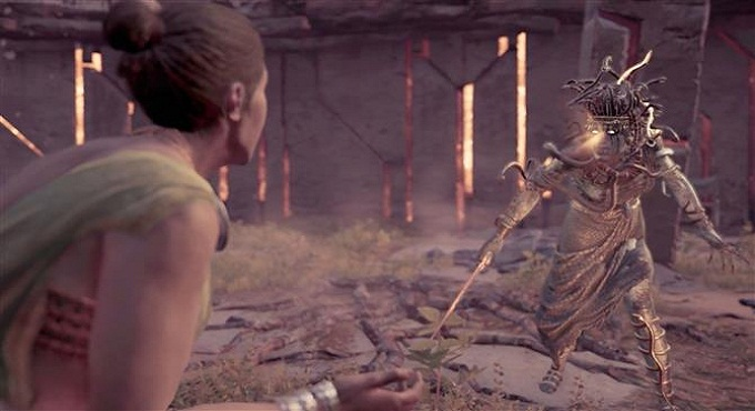 battre et vaincre Medusa Assassin's Creed Odyssey soluce