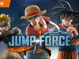 débloquer les 40 personnages Jump Force 2019
